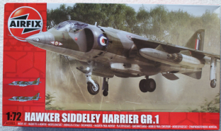 Airfix 1/72 03003 BAe Harrier GR.1